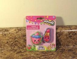 Shopkins 2 pk Puzzle Eraser Toy Figure Set - 2 Pack