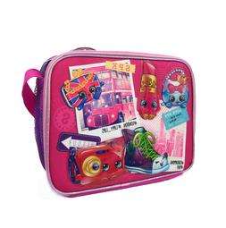 Shopkins Road Trip Lunch box INSULATED SCHOOL Bag NEW