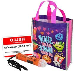 """""""Shopkins Happy Halloween Trick or Treat Candy Loot Bag!! Pl"""