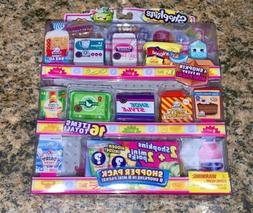 SHOPKINS Season 10 Shoppers Pack 16 Piece Mini Mystery Blind