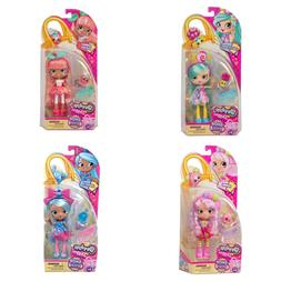 Shopkins Season 10 Shoppies Dolls Jascenta, Pommie, Lolita P