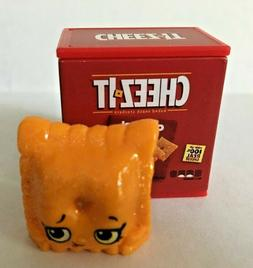 SHOPKINS SEASON 12 REAL LITTLES NEW CHEEZ IT COMBINED SHIPPI