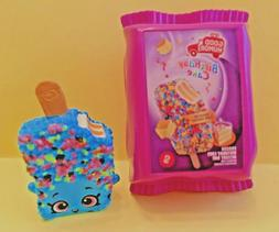 SHOPKINS SEASON 13 REAL LITTLES BIRTHDAY CAKEY +CONTAINER RL