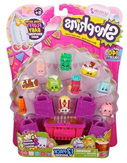 Shopkins Season 2 Mini Packs Toys | Pack of 12 that Help to