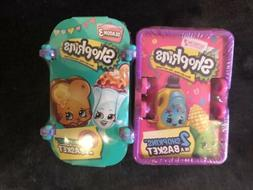Shopkins Season 2 & 3 Blind Basket Lot Of 2