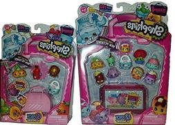 Shopkins Season 4 Bundle: 12 pack and 5 pack