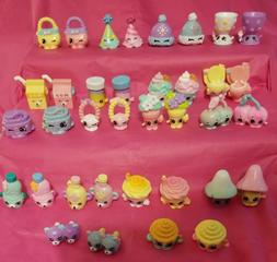 Shopkins Season 4 Easter Complete Set of 36 -  New Out of Pk