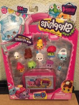Shopkins Season 4! New 12 Pack Of Shopkins With Phoebe Fork