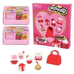 Shopkins Season 4 Valentine's Day Sweetheart Collection