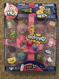 Shopkins Season 7 Join The Party 12 Pack NEW!! Lanterns And