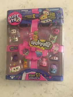 Shopkins Season 7 Join The Party Pack 12 Shopkins Included
