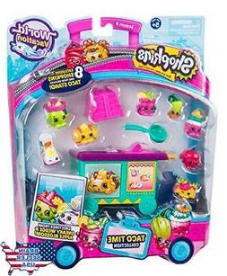 Shopkins Season 8 America Mexico Themed Pack