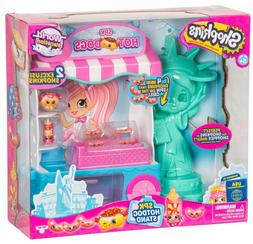 Shopkins Season 8 USA Hotdog Stand Playset