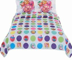 Shopkins Full Sheets Set