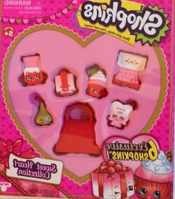 SHOPKINS 6 EXCLUSIVE Sweetheart Valentine Collection SHOPKIN