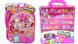 Shopkins Bundle - Collector's Case and 12 pack Season 5