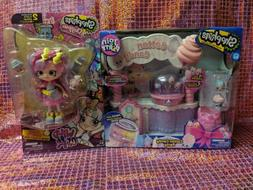 *Shopkins* CANDY SWEETS WILD STYLE SHOPPIES DOLL & COTTON CA