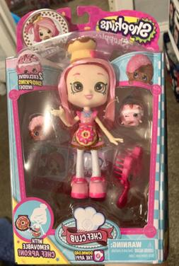 shopkins chef club shoppies doll donatina