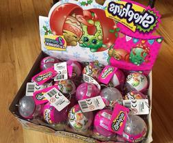 Shopkins Christmas Ornaments 2016 Bauble 2 Pack Case of 30 *