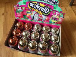 Shopkins Christmas Ornaments Bauble 2 Pack Case of 30 **US S