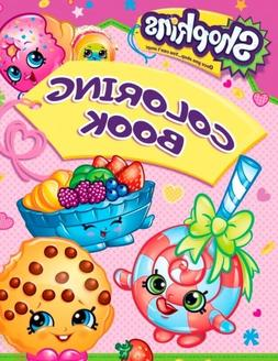 Shopkins Coloring Book: Great Coloring Pages for Toddlers an