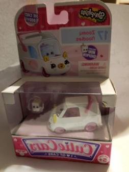 Shopkins Cutie Cars #17 Zoomy Noodles with Door Decal Series