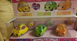 Shopkins Cutie Cars 3 Pack - Fast N Fruity Collection # 22,#