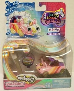 shopkins cutie cars color change fantasy bloomicorn