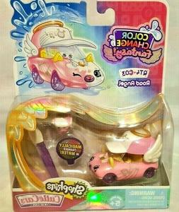 shopkins cutie cars color change fantasy road