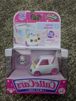 Shopkins Cutie Cars Series 1 ZOOMY NOODLES Die Cast Vehicle