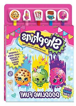 shopkins doodling fun