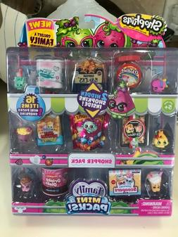 *Shopkins* Family Mini Packs Shopper Pack Season 11