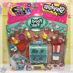 SHOPKINS Food Fair - CANDY COLLECTION - 8 Exclusive Shopkins