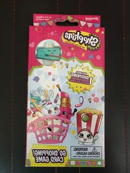 Shopkins Go Shopping Card Game with Exclusive Shopkins Figur