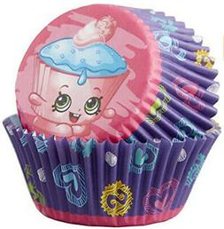 SHOPKINS GROCERY PAL CUPCAKE PAPERS birthday party supplies