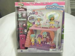 SHOPKINS Happy Places HAPPYVILLE HIGH SCHOOL PROM Playset PE