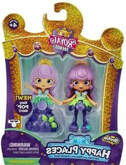 Shopkins Happy Places Royal Trends BERYL PRINCESS Doll Pack