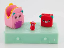 Shopkins Happy Places Pampered Pony Stable 107, 108, 109