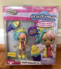 Shopkins Happy Places Puppy Patio Pool Party CORALEE  Lil' S