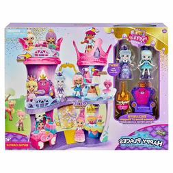 Shopkins Happy Places Royal Castle Playset With Gemma Stone
