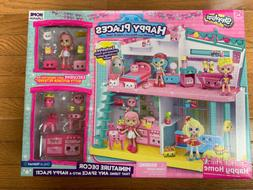 Shopkins Happy Places Sparkle Hill Happy Home Brand New