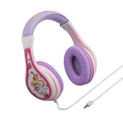 Shopkins Headphones for Kids with Built in Volume Limiting F