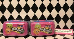 Shopkins in a Lunch Box  Sealed Packs New 2 Per Pack Surpris