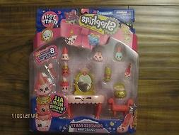 SHOPKINS JOIN THE PARTY THEME PACK - PRINCESS PARTY COLLECTI
