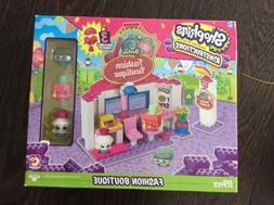 Shopkins Kinstructions Fashion Boutique Play Toy The Bridge