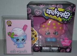 Funko Shopkins KOOKY COOKIE CHASE Collectible Figure + SCOOP