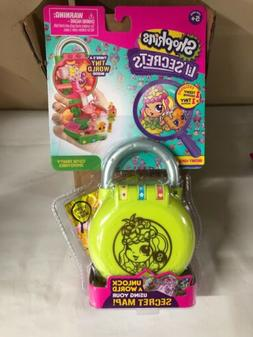Shopkins Lil' Secrets Secret Lock Mini Playset - Cutie Fruit