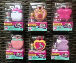 Shopkins Lil' Secrets SECRET LOCKET 1 Shoppie Doll & Shopkin