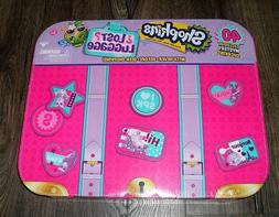 SHOPKINS LOST LUGGAGE 40 EXCLUSIVE MYSTERY SHOPKINS 3 SUITCA