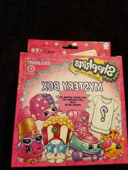shopkins lot and toy limited edition tee size xs/s box
